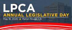 LPCA Annual Legislative Day 2020