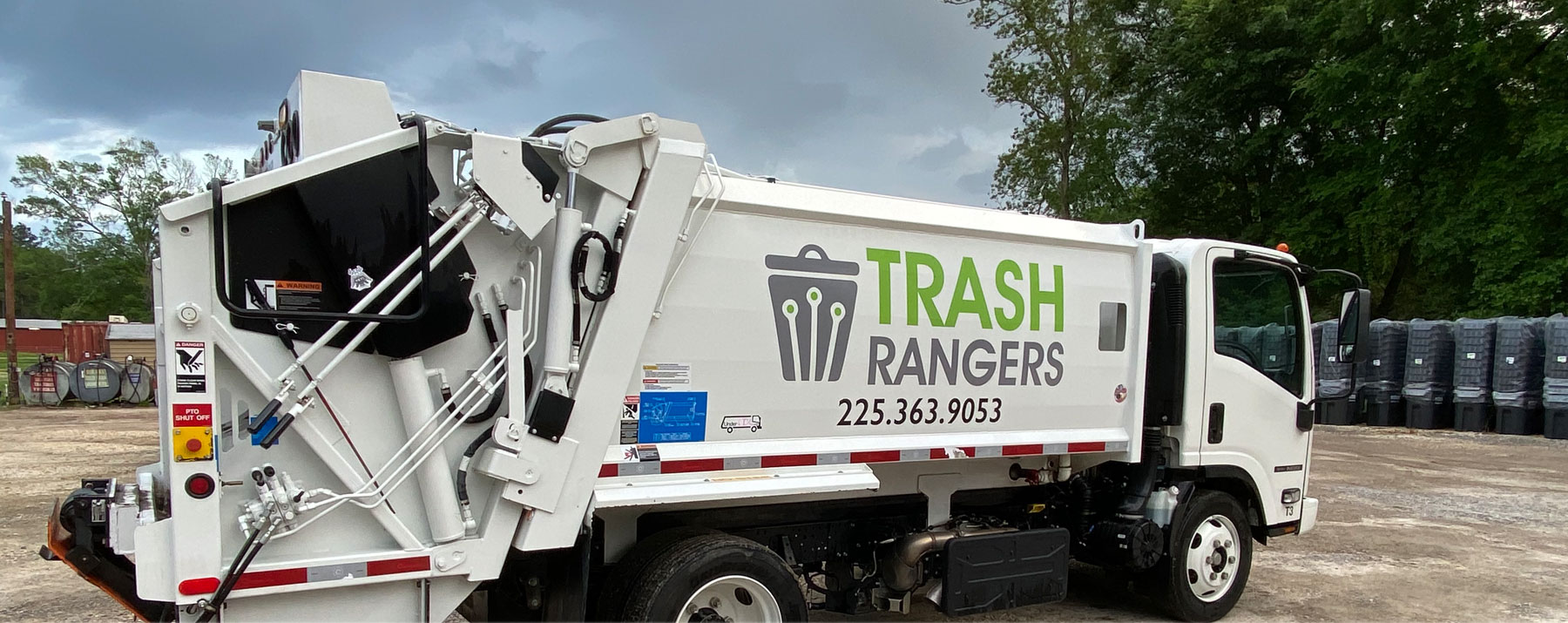 Contact Trash Rangers Residential Garbage Collection In Ascension
