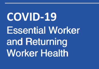 COVID-19 Essential Worker Health Trainings
