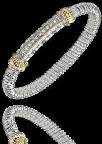 Channel Set Diamond Bar Closed - Antons Fine Jewelry ...