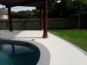 Mandeville Pool Deck