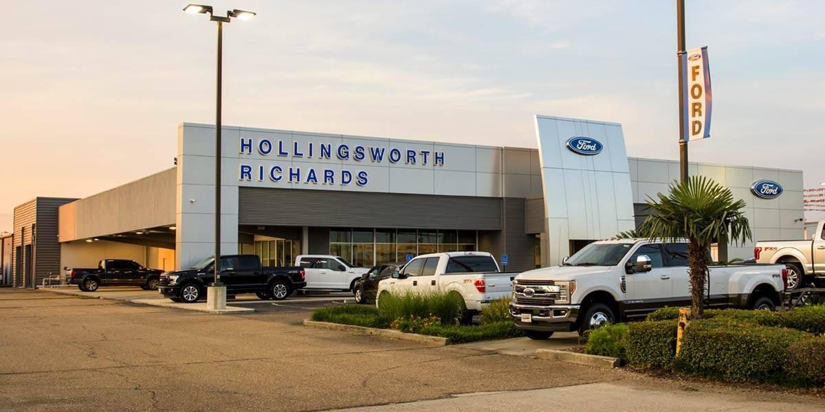 Hollingsworth Richards Ford