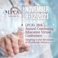 38th Annual Continuing Education Virtual Conference