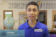 Kenilworth recognized as a state leader for innovation in education