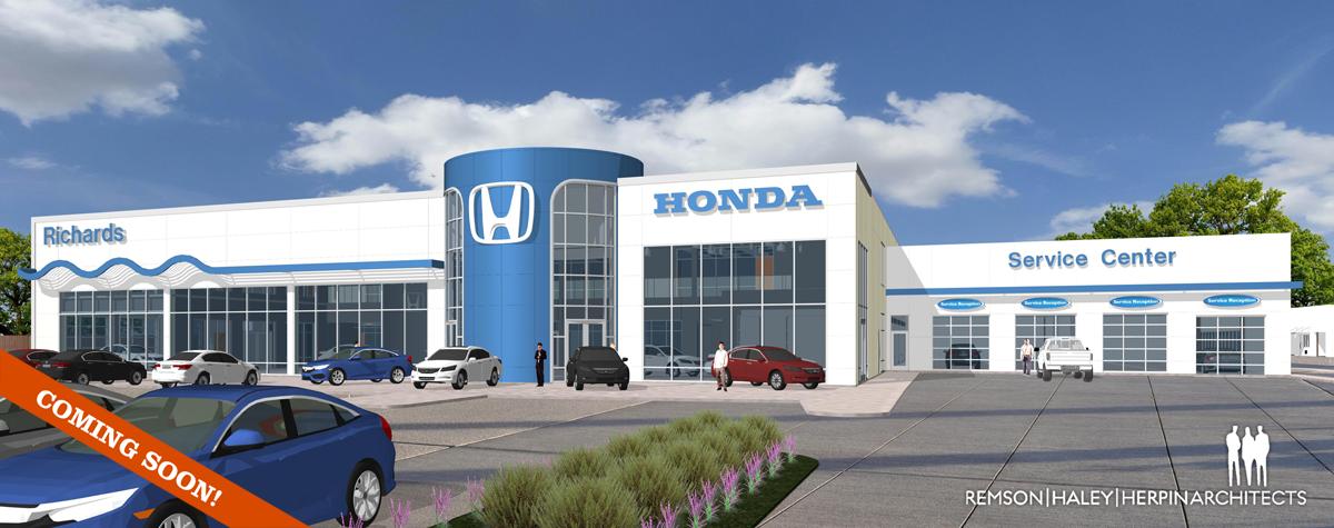 Richards Honda