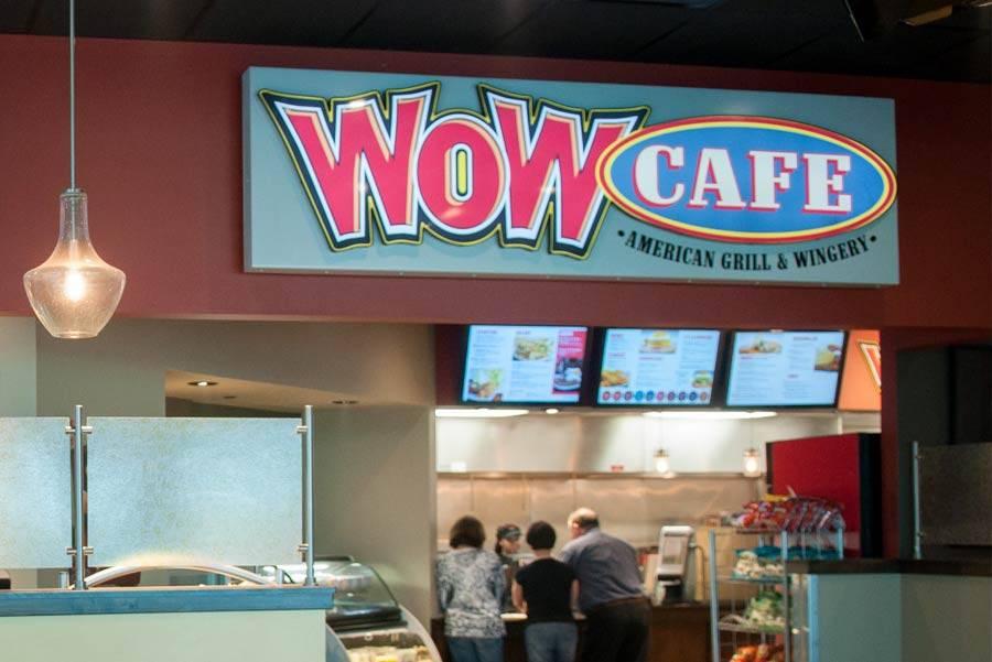 WOW Café
