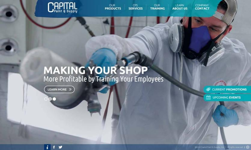 capital_paint Website Home