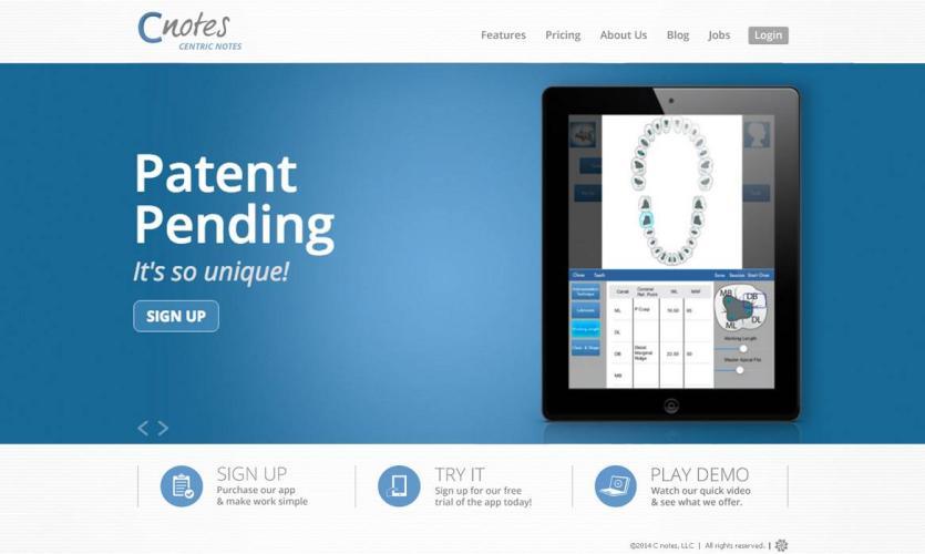 cnotes_site Website Home