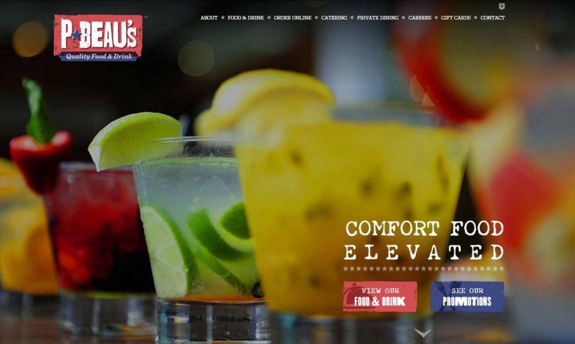 p_beaus_site Website Home