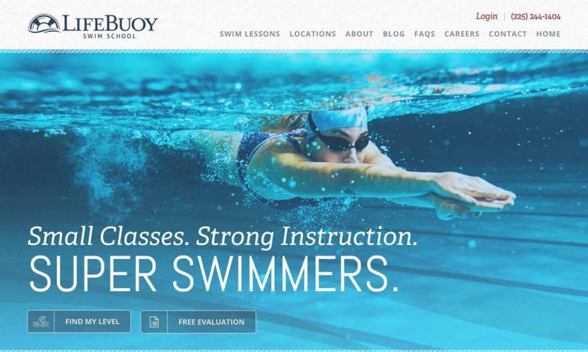 life-buoy Website Home