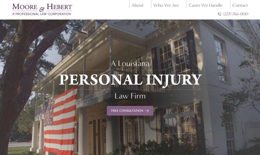 moore-hebert Website Home