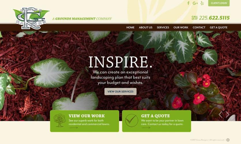 grass-rangers Website Home