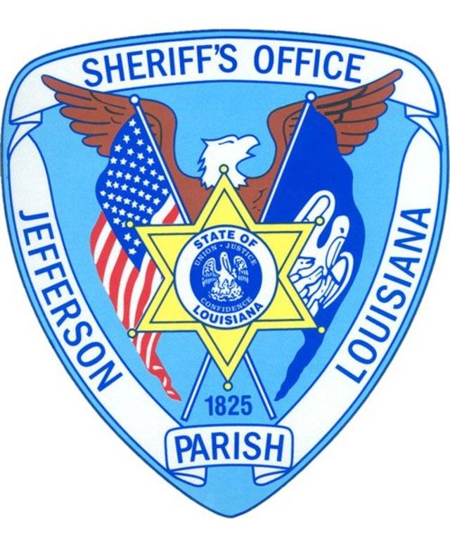 jefferson parish sheriffs office badge