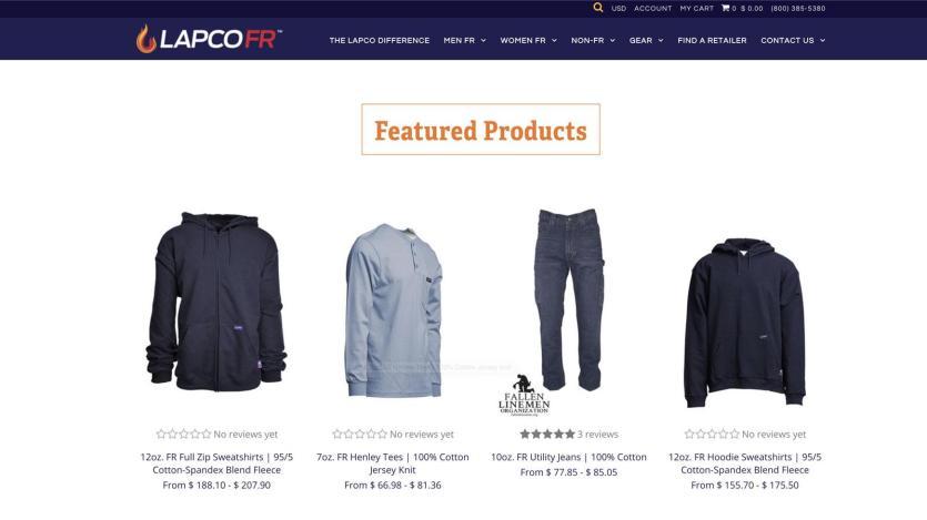 lapco Website 2