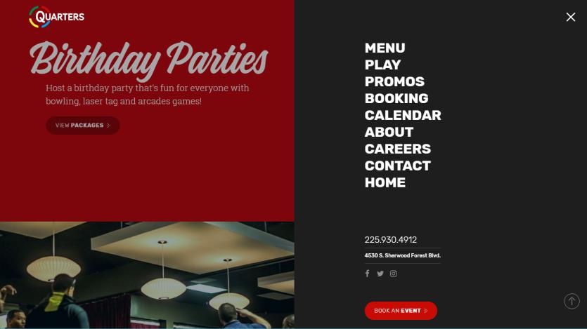 quarters Website 2