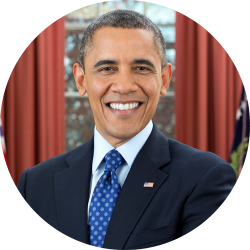 President Barack Obama United States of America