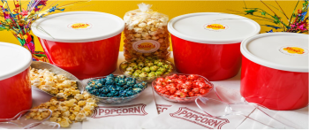 Rosie's Gourmet Popcorn