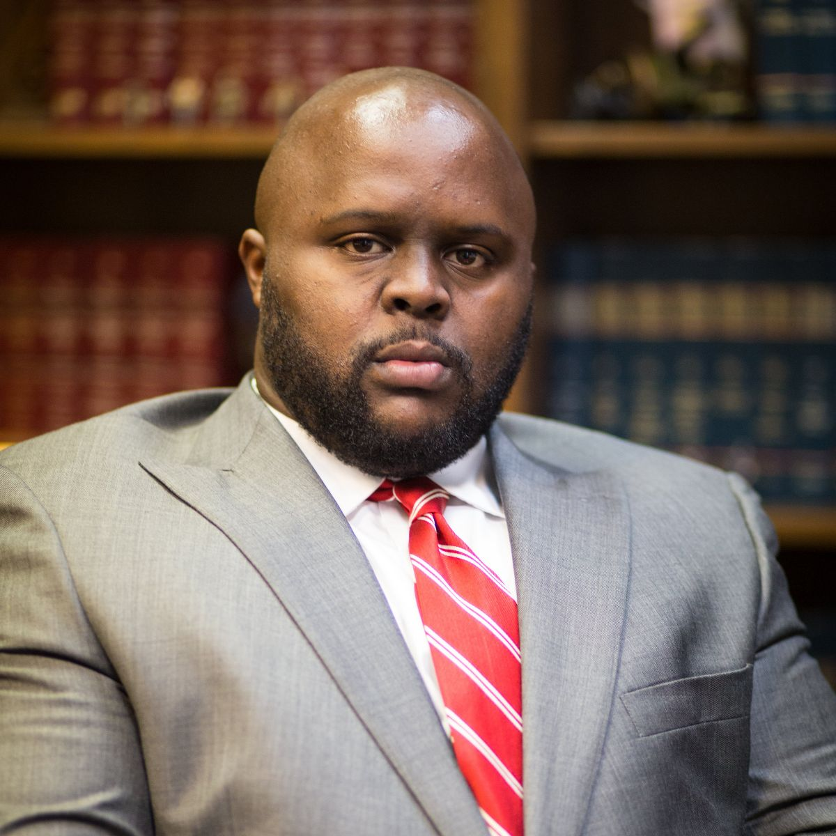 Christopher J. Washington - Daniels & Washington - Baton Rouge Criminal Defense & Personal Injury Attorney