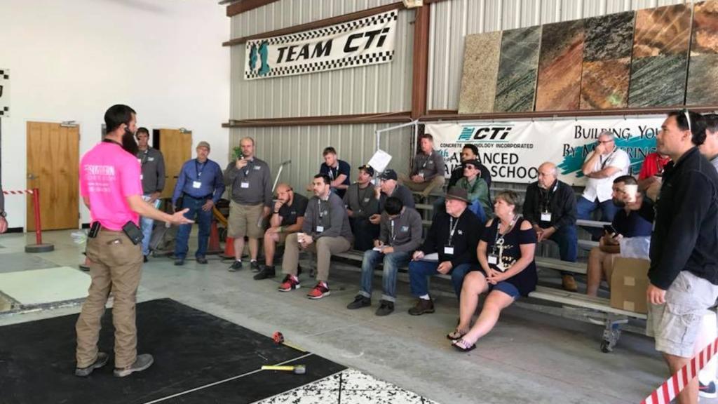 Training - CTi Southeast - Concrete Technology Inc