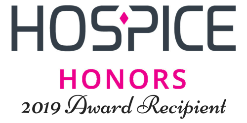 NSI Hospice Named a 2019 Hospice Honors Recipient