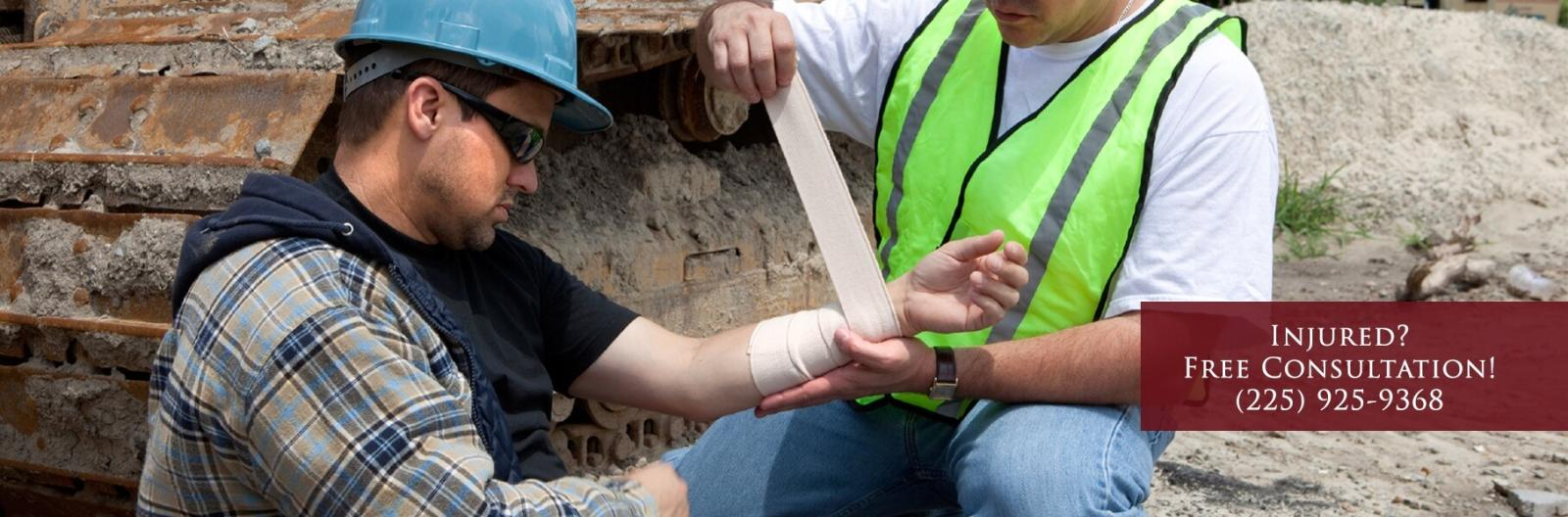 Industrial Accidents - Finch Davis - Baton Rouge Personal Injury Attorney