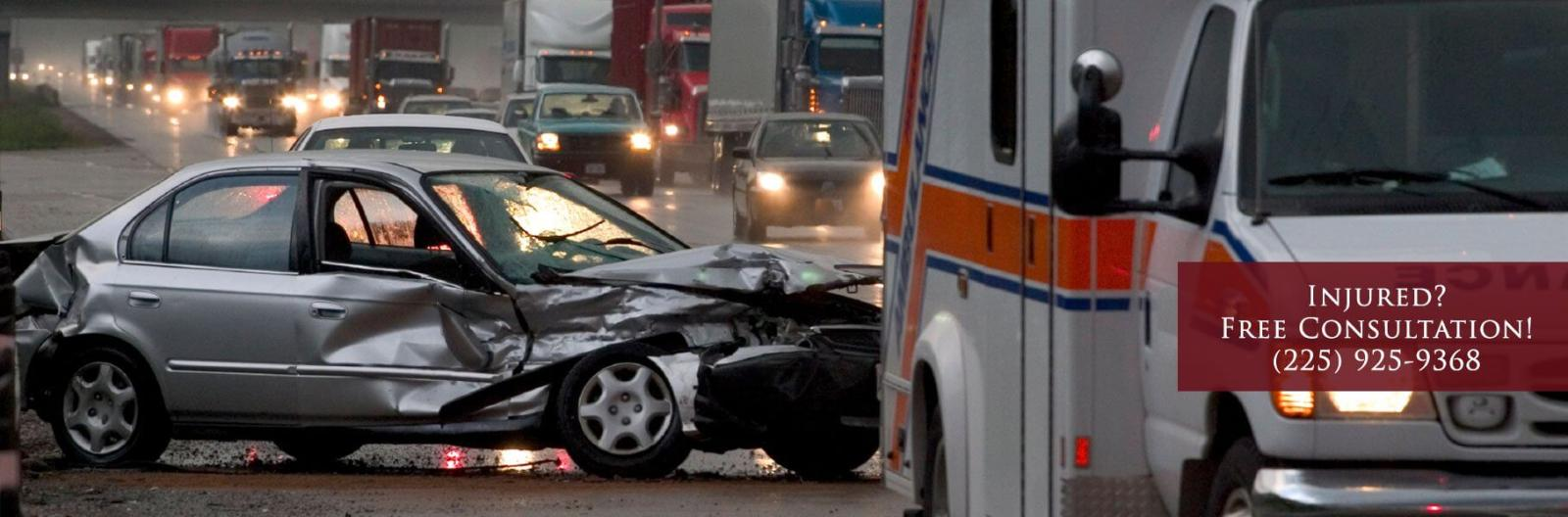Car Accidents - Finch Davis - Baton Rouge Personal Injury Attorney