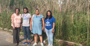 Gulf Equity Water Corps: Youth Raising Awareness about Sea Level Rise and Flooding Along the Gulf Coast
