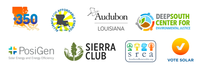 Energy Future New Orleans (EFNO) Submits Community Led Plan for Renewable Portfolio Standard Energy Plan in the Gulf South