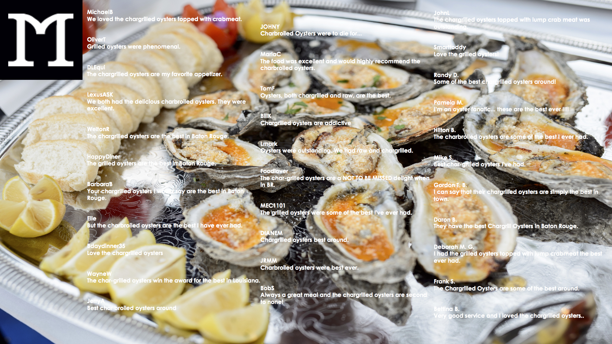 Oyster Promo