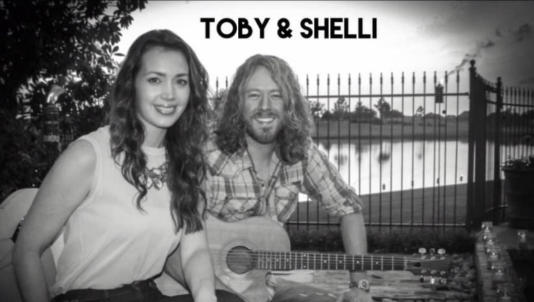 Toby and Shelli
