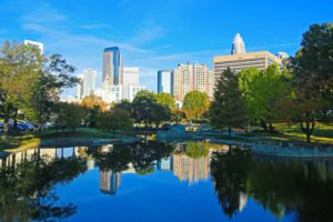 Charlotte North Carolina parks