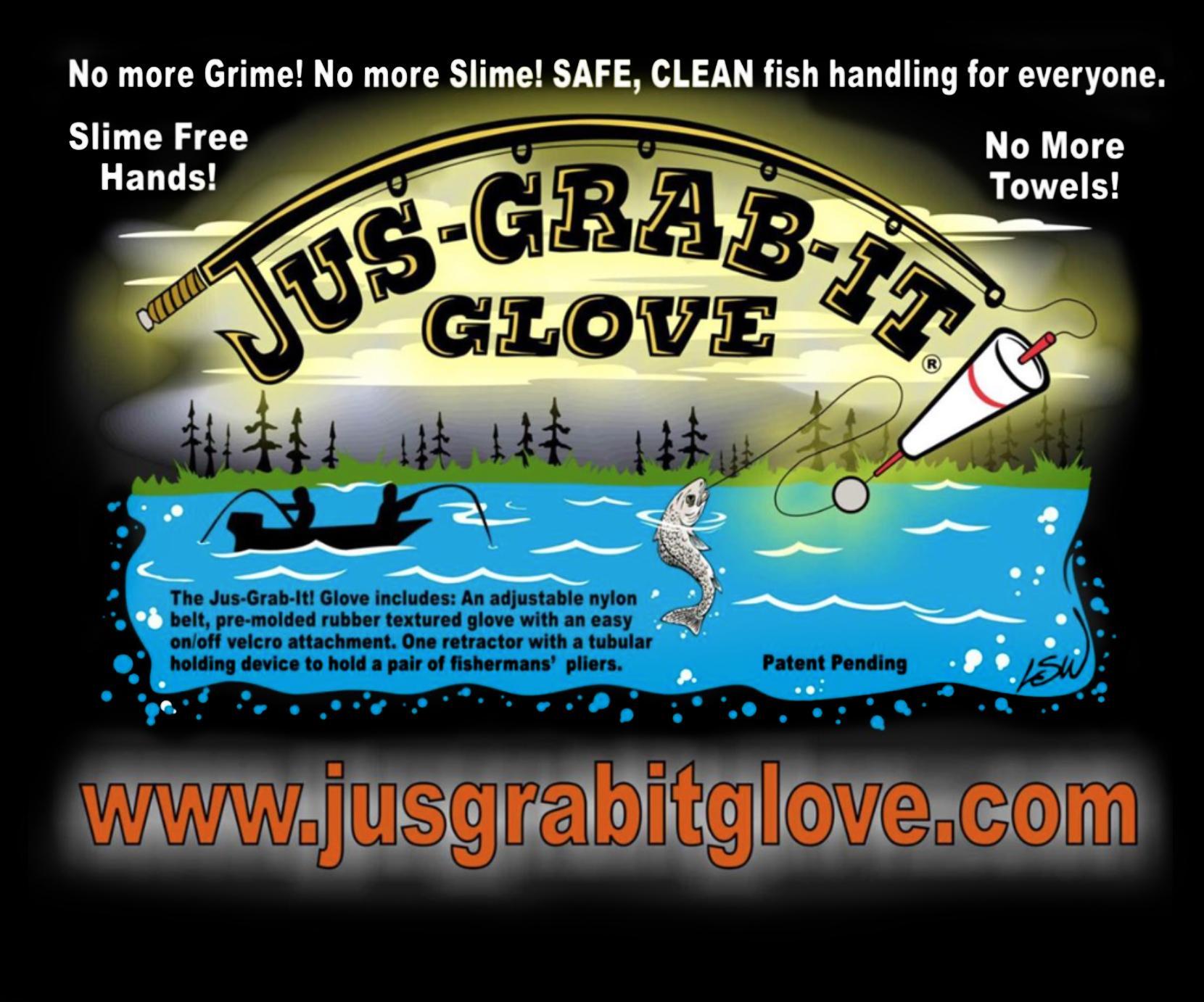 Black Jus Grab It Header logo