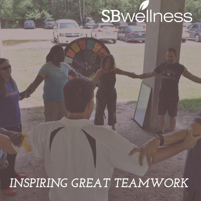 INSPIRING GREAT TEAMWORK