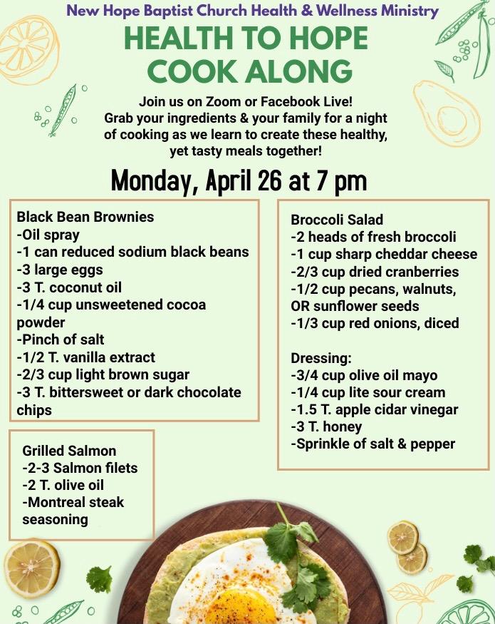 Health to Hope Cooks