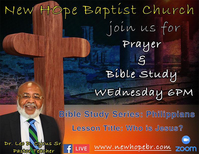 New-Hope-prayer-&-Bible-Study-Meeting