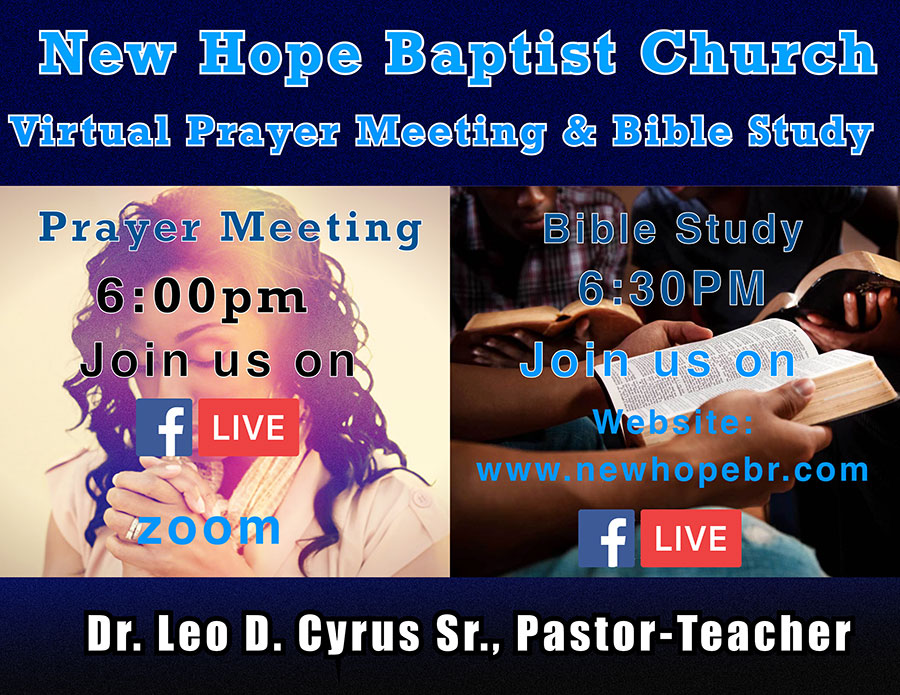 New-Hope-Bible-Study