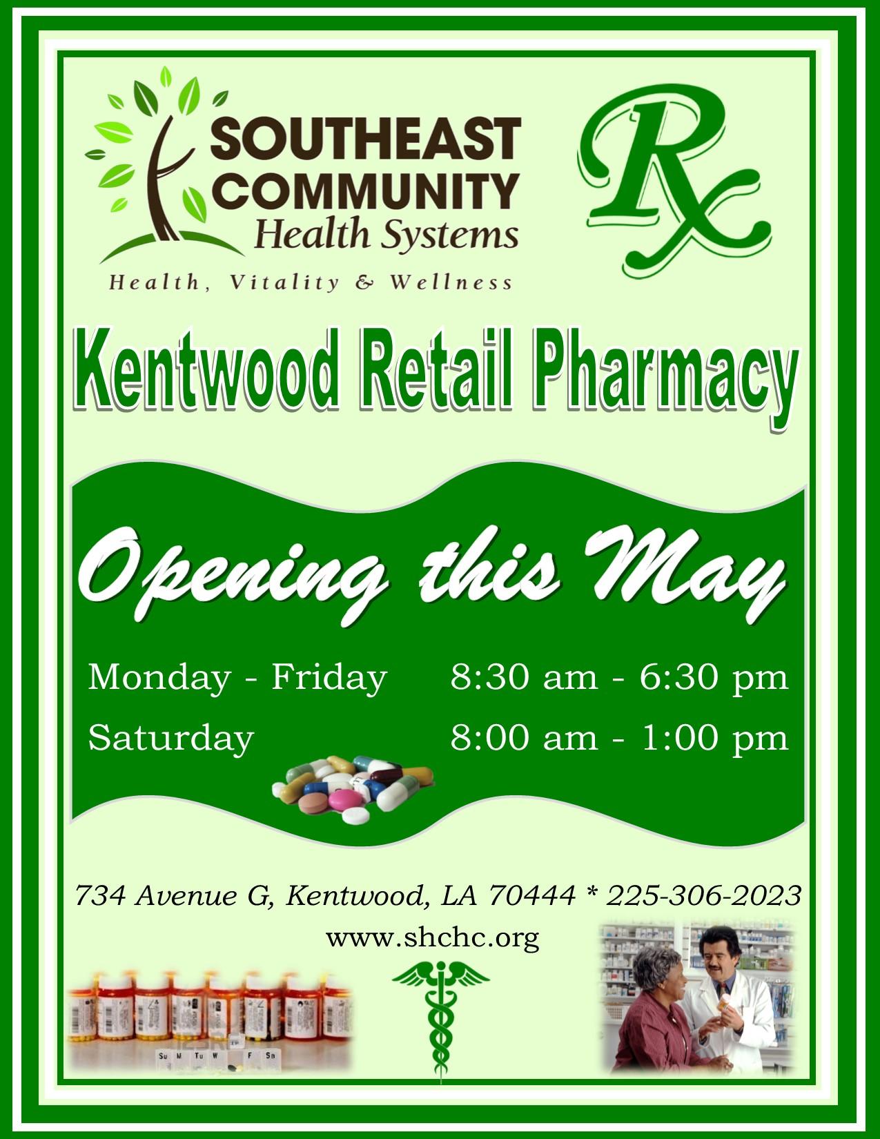 Kentwood Retail Pharmacy