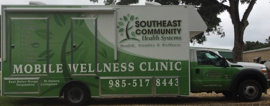 Mobile Wellness Clinic