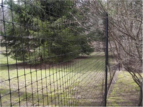 Polypropylene-Mesh-Fencing-For-Deer