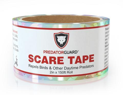 What-Kind-of-Predators-Are-You-Dealing-With-Predator-Guard-Reflective-Scare-Tape