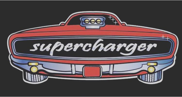 supercharger logo